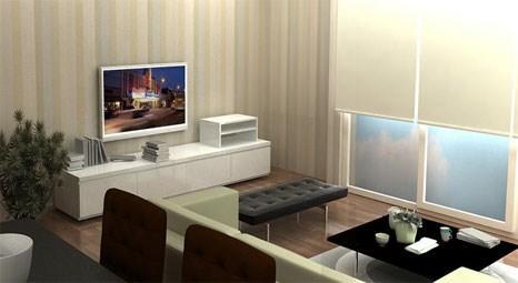 Ataşehir Gold Tower'da 225 bin TL'ye 2+1 daire!
