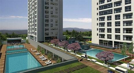 Ataşehir Canan Residence'ta 315 bin TL'ye 1+1!