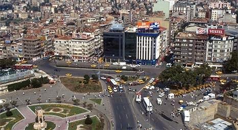 """""""Taksim Meydanı bu yıl trafiğe kapanıyor"""""""