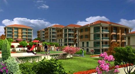 Silivri Saray Evleri'nde 250 bin TL'ye 3+1 daire!