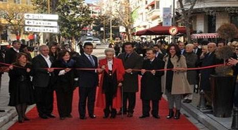 Abdi İpekçi, Türkiye'nin en şık caddesi oldu