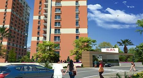 Propa Aura Residence'ta 1280 TL peşinle daire!