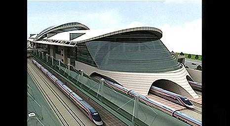 Türkiye hızlı tren garlarıyla donatılacak