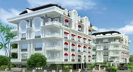A la Turca Yalı Evleri'nde m2'si 1500 TL'ye daire