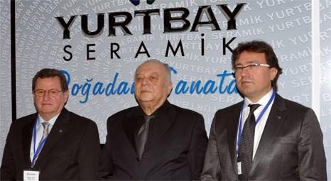 Yurtbay Seramik'in 2011 hedefi 200 milyon lira!