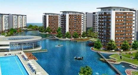 Sinpaş Aqua City 3. etapta 227 bin TL!