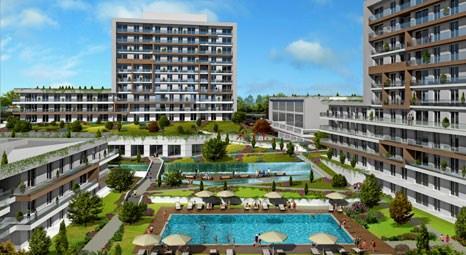 İstanbul Lounge 2'de 86 bin 500 TL'ye herşey dahil daire!