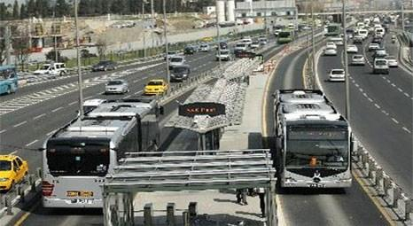 Metrobüs inşaatı Beylikdüzü'nden başladı