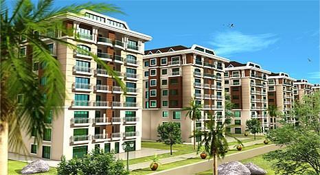 Vista Residenza 2. etapta 265 bin TL'den başlıyor!