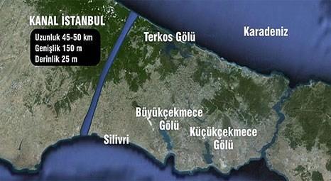 Kanal İstanbul dünya basınında geniş yer aldı