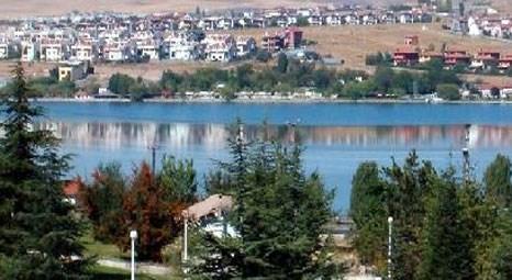 Ankara'nın çılgın projesi Gölbaşı'nda hayata geçiyor!
