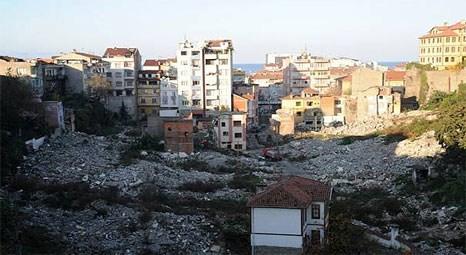 Kentsel dönüşüm Fikirtepe'de 'kentsel bölüşüm' oldu