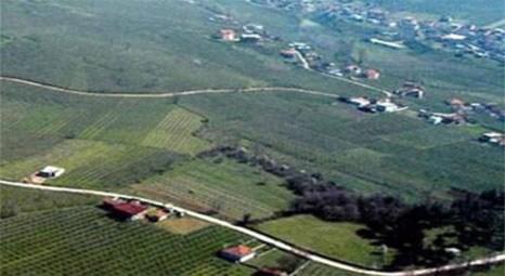 Bu köylerden arazi alan ihya olacak