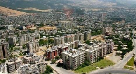 2023'ün marka kenti Kahramanmaraş