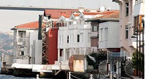 Osman Yalçın'a ait köşk, icradan satılık...