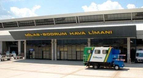 Bodrum Havalimanı AKG Gazbeton ile yenileniyor