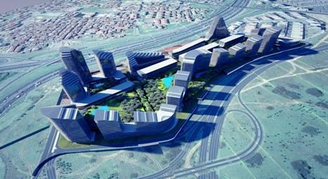 Batışehir'in metrekaresi 2 bin 450 lira