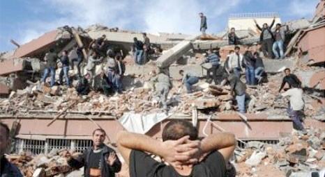 Depremzedelere maaş bağlanacak!