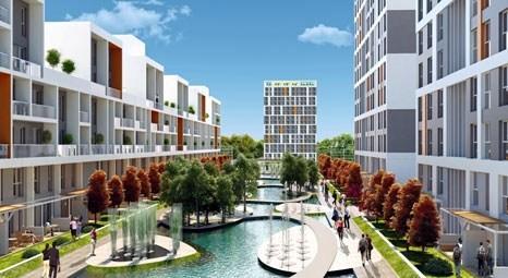 Park Aparts'ta yüzde 5 peşinatla daire!