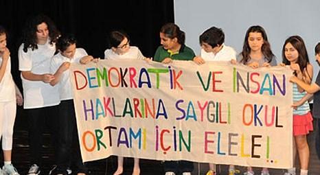 İzmit Belediyesi Çocuk Hakları okulu açacak!