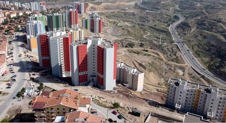 TOKİ kentsel dönüşümün baş mimarı oldu!