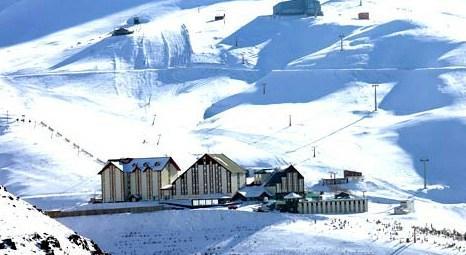 Erzurum'da kış turizmine 700 milyon TL'lik yatırım!