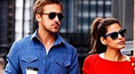 Eva Mendes ve Ryan Gosling evleri ayırdı!