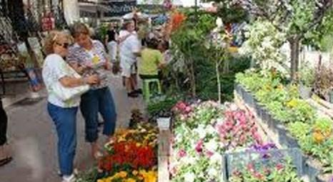 Aydın'da Didim Çiçek Şenliği başladı!