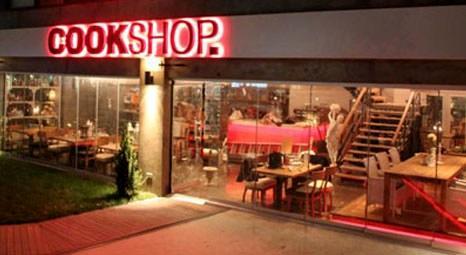 Cookshop, 8. şubesini Bebek'te açacak!