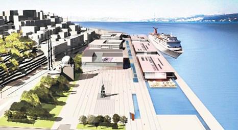 Galataport projesi özelleştirilecek!