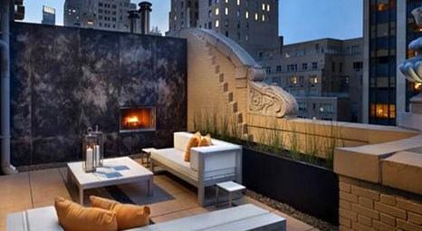 AKA Central Park terasında yıldızları keyifle izleyebilirsiniz!
