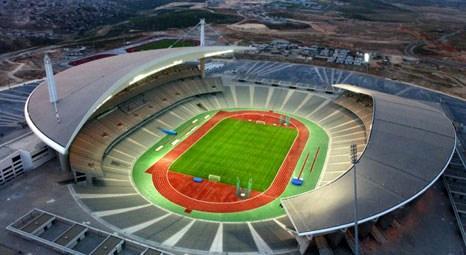 Atatürk Olimpiyat Stadı'nda restorasyon başladı!