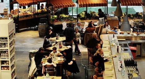 Zorlu Center'a Eataly restoran ve marketleri geliyor!