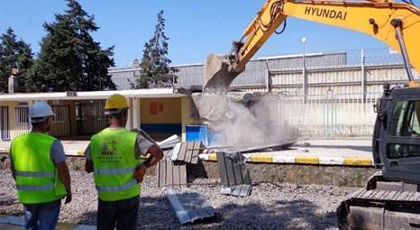 Halkalı-Gebze'de Marmaray çalışması başladı!