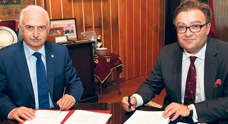 Erzurum Atatürk Üniversitesi Almanya'da kampüs kuracak!