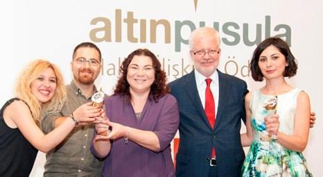 DASK Altın Pusula iletişim ödülünü kazandı!
