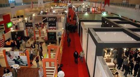 Bursa Mobilya, Dekorasyon ve Aksesuarları Fuarı inşaattan destek alıyor!