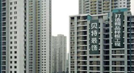 Çin'de konut fiyatları yeniden yükselişe geçti!