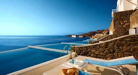 Yunanistan'daki adalar, ev dekorasyonunda son ilham kaynağı!