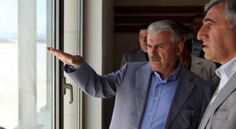 Binali Yıldırım'dan talimat: Elazığ Havalimanı'nı çabuk bitirin!