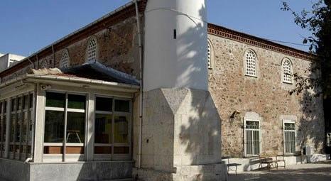 Çorlu'daki Fatih Camii'nin restorasyonu yarım kaldı!