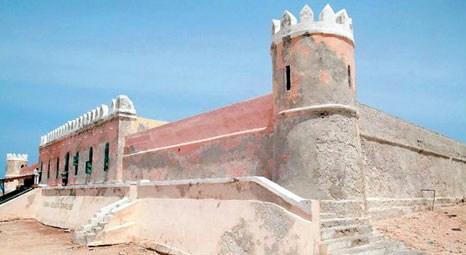 Somali'deki 500 yıllık tarihi Osmanlı Kalesi hapishane oldu!