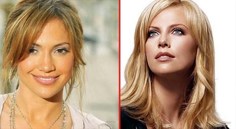 Karun Mücevher, gözünü Hollywood'un ünlü yıldızları Charlize Theron ve Jennifer Lopez'in boynuna dikti!
