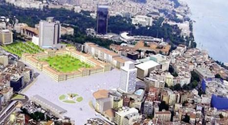 Taksim Meydanı Düzenlemesi'nin ilk etabına 11 firma aday!