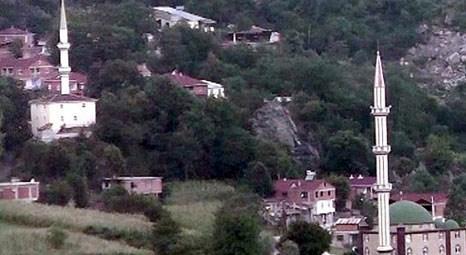 Ordu Aybastı'da inat yüzünden 150 metre arayla iki cami yapıldı!