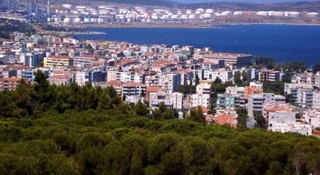İzmir Aliağa'da kentsel dönüşüm başlıyor!