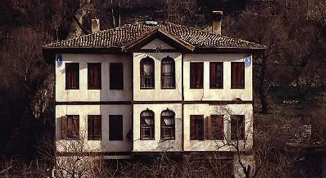 Turizm Bakanlığı Safranbolu'daki en güzel ev yarışmasının ödülünü veriyor!
