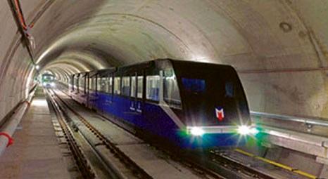 Levent-Hisarüstü arasında 5 duraklı mini metro geliyor!