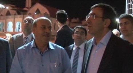 Cevdet Yılmaz'dan Elazığ'daki MİSLAND yönetimine teşekkür!
