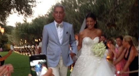 Adnan Polat, kızını Costa Navarino'da evlendirdi!